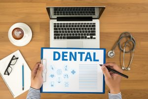 dental insurance paperwork